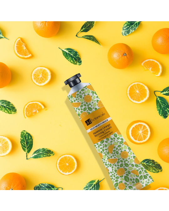 Dr Botanicals Japanese Orange Reviving Cream Clear
