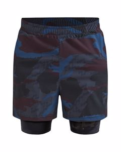 Adv Charge 2-in-1 Shorts M Black/dust Xxl