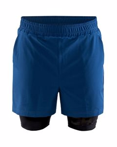 Adv Charge 2-in-1 Shorts M Beat/black Xl
