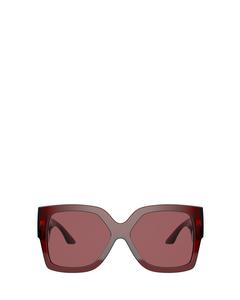 VE4402 transparent red Sonnenbrillen