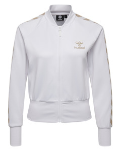 Hmlmaria Zip Jacket White
