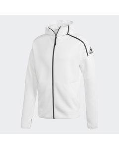Adidas Z.n.e. Hoodie Featuring Fast Release Zipper