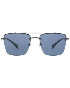 Yohji Yamamoto Mint Unisex Grey Sunglasses Ys7001 54901 54-17-138 Mm