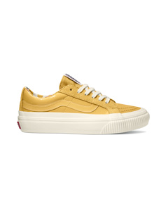 Ua Sk8-low Reissue Sf A (karina Rozunko) Patent/honey Gold