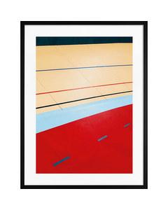 Poster Minimalistische Kleur