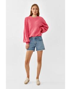 Alva Sweater  Pink
