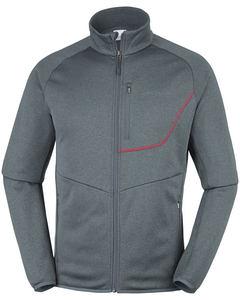 Drammen Point™ Full Zip Fleece Graphite Heathe