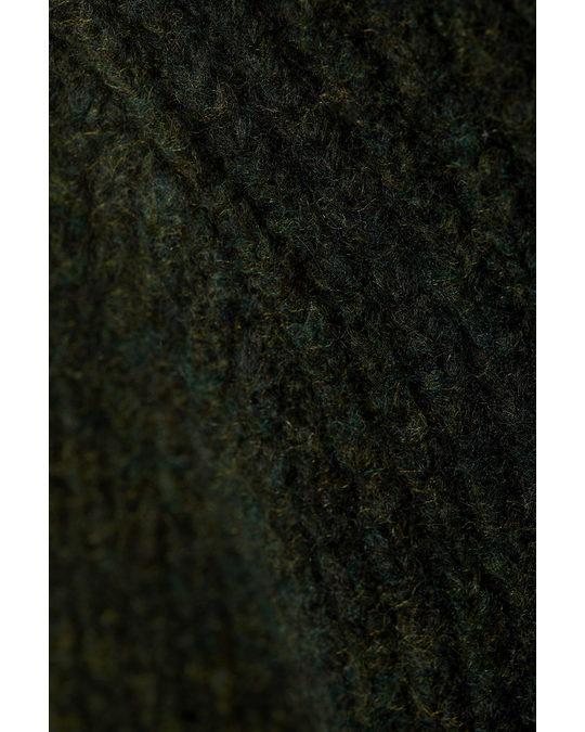 Weekday Mino Sweater Green