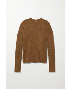Mino Sweater Brown