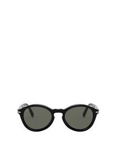 Po3237s Black Solglasögon