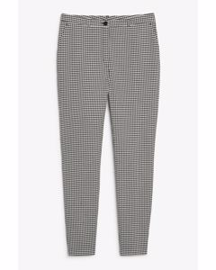 Petra Trousers White