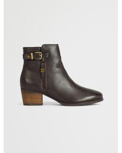 Ankle Boot Mokka