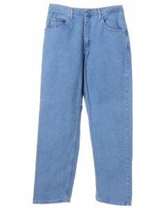 1990s Straight Leg Wrangler Jeans