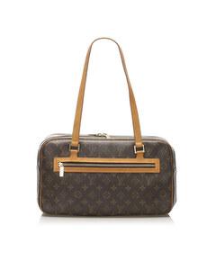 Louis Vuitton Monogram Cite Gm Brown