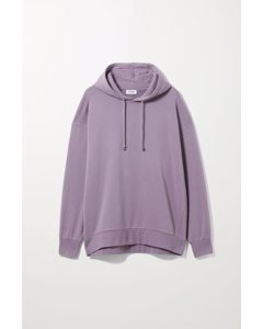 Aria Oversized Hoodie Lilac