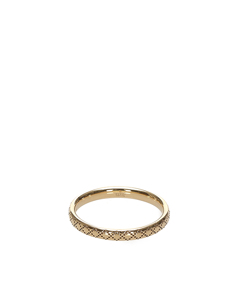 Gucci Icon Ring Gold