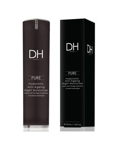Dr h hyaluronic Acid Anti-ageing Night Moisturiser Clear