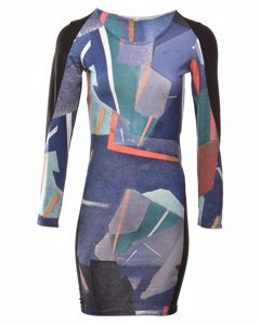 2000s Puma Bodycon Dress