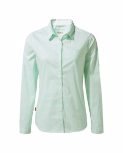 Craghoppers Womens/ladies Nosilife Verona Long Sleeved Shirt