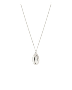 Beaches Hideaway Necklace Silver