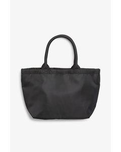 Mini-Handtasche Schwarz