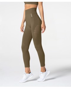 Carpatree Phase Seamless Leggings Khaki