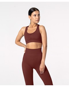 Carpatree Phase Seamless Leggings Ruby