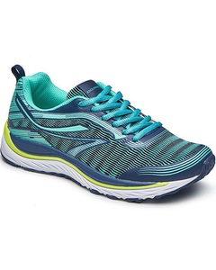 Yasmin W Lite Shoes Blue Topaz