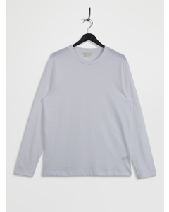 Le E Fonda Long Sleeve White