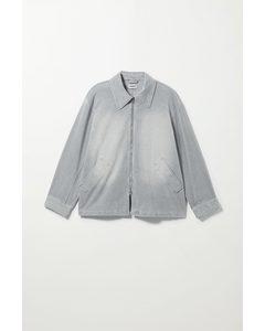 Tarali Jacket Washed Grey