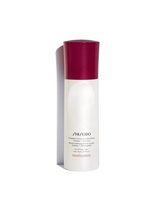 SHISEIDO Shiseido Complete Cleansing Microfoam 180ml
