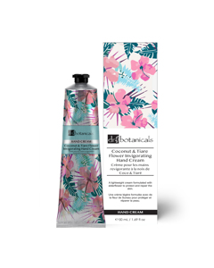 Coconut & Tiare Flower Invigorating Hand Cream Clear