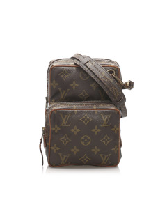 Louis Vuitton Monogram Amazone Brown