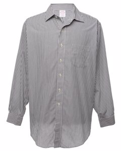 1990s Brooks Brothers Striped Shirt