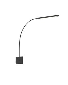 Antenna Wandleuchte Schwarz LED