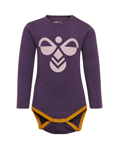 Vaiana Body Ls Purple