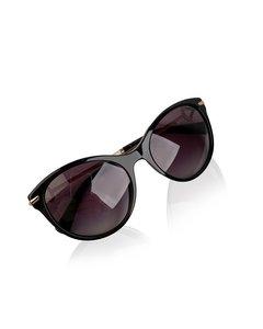Bulgari Bvlgari Sunglasses 8210-b Black And Gold 55/19 140mm