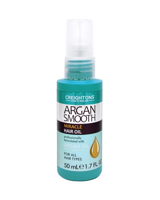 Creightons Creightons Argan Smooth Miracle Hair Oil 50ml