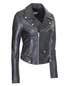 Leather Jacket Catalina