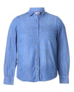 1990s Tommy Hilfiger Denim Shirt
