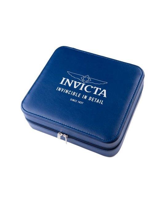 Invicta Invicta Travelcase 2 Slot Blue