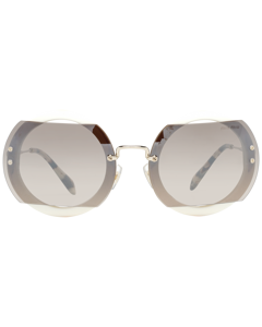 Miu Miu Mint Women White Sunglasses Mu06ss 63vag4p0 63-17-140 Mm