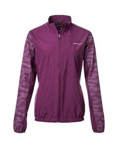 Ekate Reflective W L/s Cycling Jacket Dark Purple