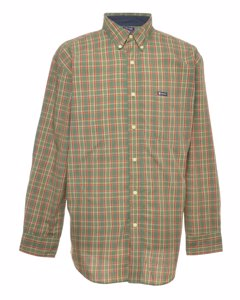 Chaps Checked Shirt