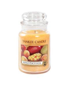 Yankee Candle Classic Large Jar Mango Peach Salsa Candle 623g