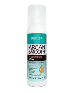 Creightons Argan Smooth Heat Defence Spray 200ml