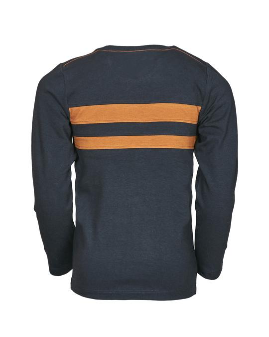 EN FANT En Fant Ls T-shirt A Classic Navy