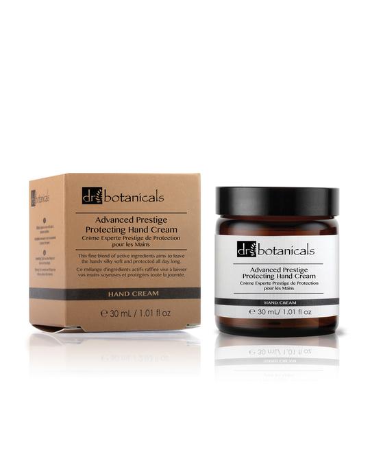 Dr Botanicals Advanced Prestige Protecting Hand Cream Clear