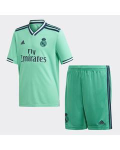 Real Madrid Third Youth Kit