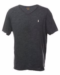 1990s Ralph Lauren Plain T-shirt
